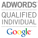 We have 1 Google Adwords Qualified Professional